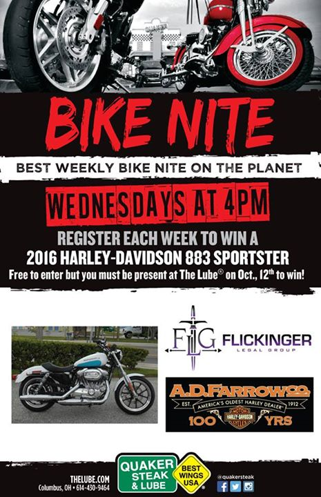 Less than 24 hours for the last Bike Giveaway. Entering is FREE. Come win a bike… image