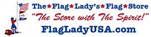The Flag Lady's Flag Store image