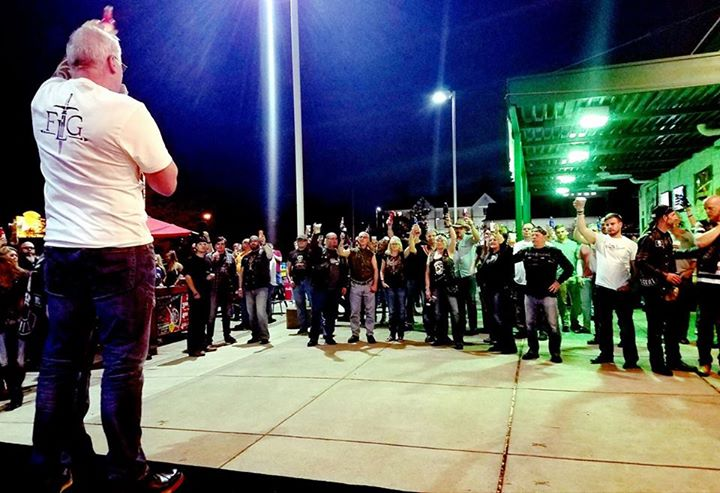 Thank you to everyone who came out to Quaker Steak and Lube last night and made … image