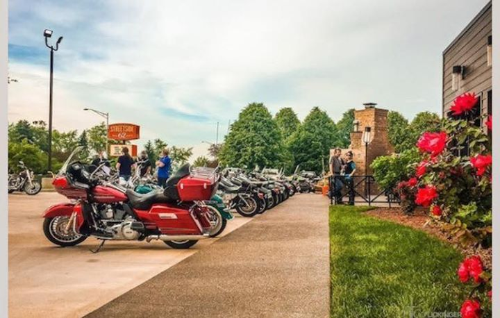 We cant wait for the kick off of the Streetside 62 bike night this Thursday!!Bik… image