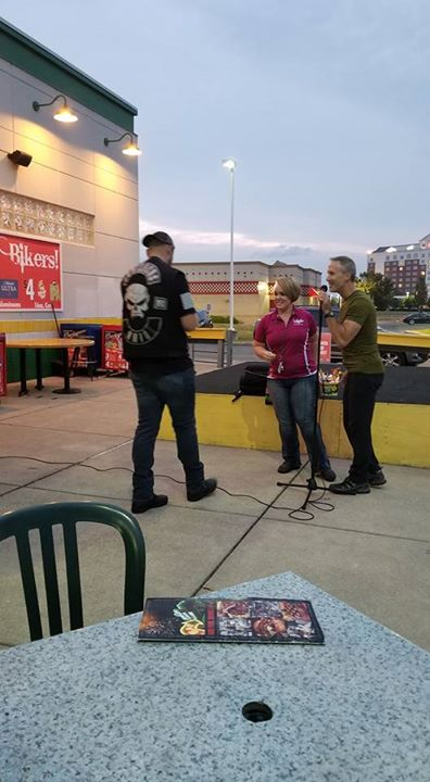Quaker Steak and Lube motorcycle accident attorney