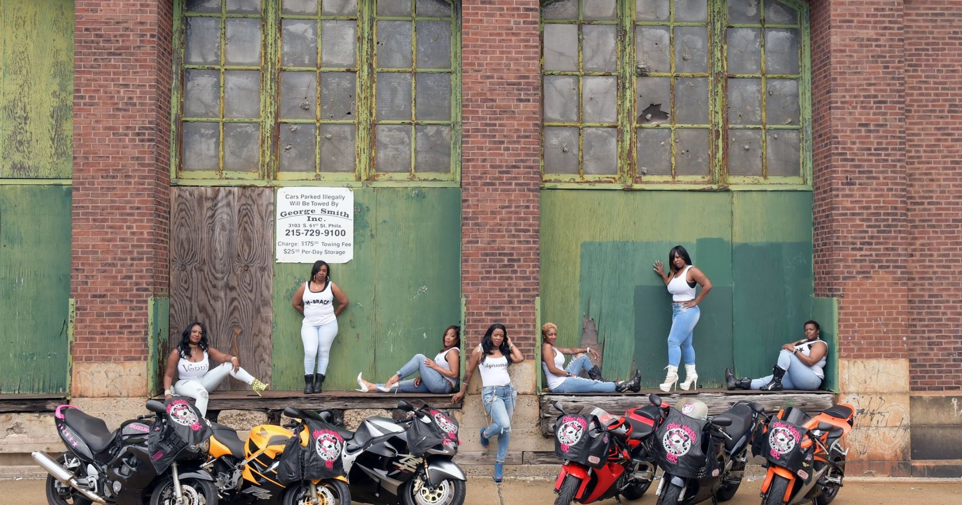 Women help rev up the motorcycle industry image