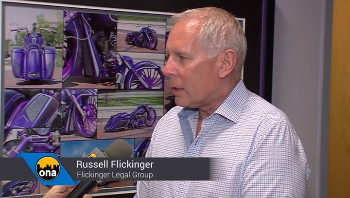 Russell Flickinger was recently featured on Out N About Columbus to talk about m… image