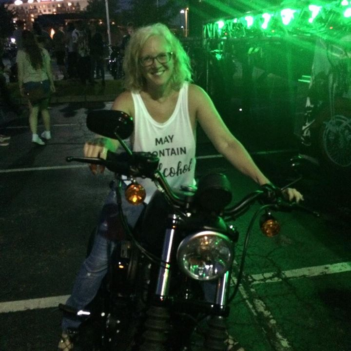 Congrats to Diane Paquette, the winner of the Harley Sportster! image