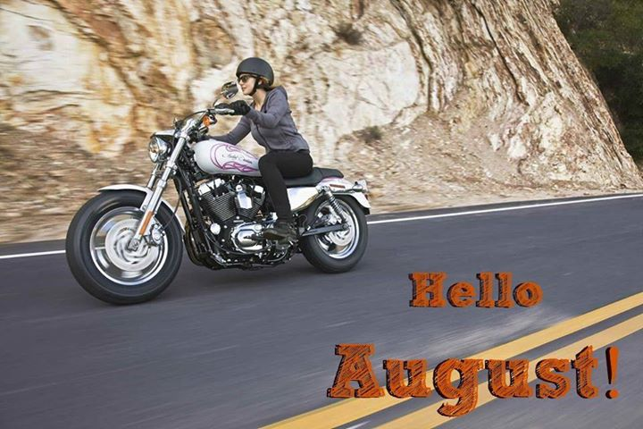 Happy August! Kick it off right by coming out to Quaker Steak and Lube for bik… image