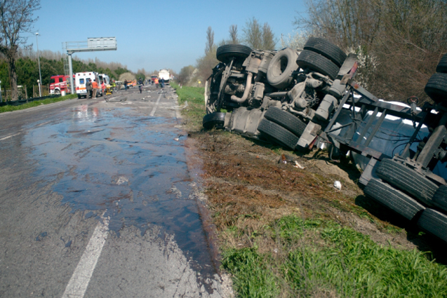 Trucking Accident image